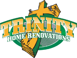 Trinity Home Renovations logo.