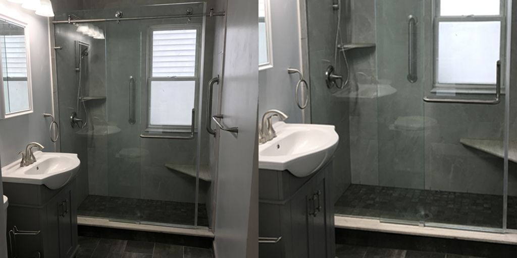 City of Rochester Bathroom Gut & Remodel | Rochester, NY 14602